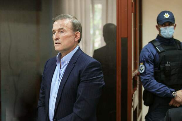 На Украине судят Медведчука, у нас – Платошкина
