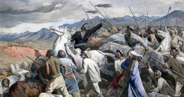 Туркестанское восстание – кровавая катастрофа Средней Азии и русского народа