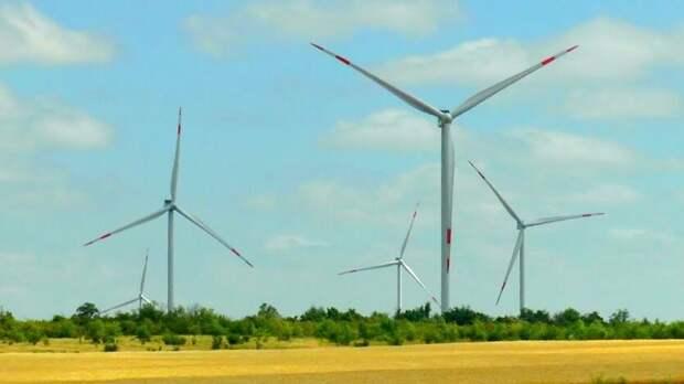 Еще один ветропарк построят вРостовской области