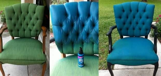 Не обязательно тратиться на новую мебель, можно переделать старую.