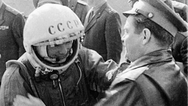 Приземление Гагарина: зачем и что было скрывать? (Видео) itemprop=