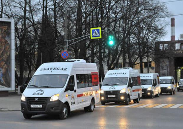 Ох уж эти санкции! Рабочие ГАЗа отправились протестовать в Германию