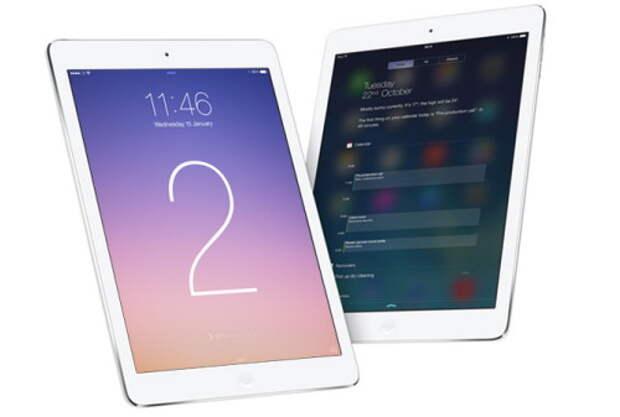 Apple представила iPad Air 2