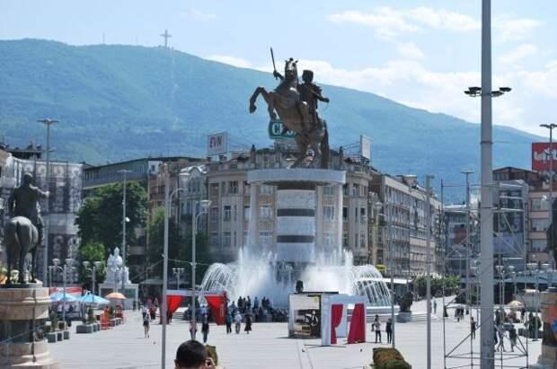 СМИ сообщили о высылке российского дипломата из Северной Македонии