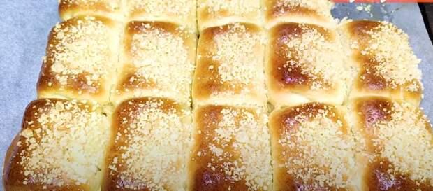 Мало кто знает этот рецепт булочек. Это лучшее тесто, которое я сымпровизировала. Булочки с творогом