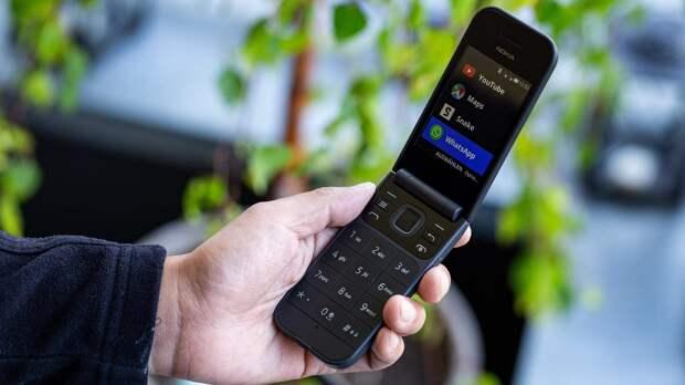 Кнопочная трубка Nokia станет конкурентом смартфонов!