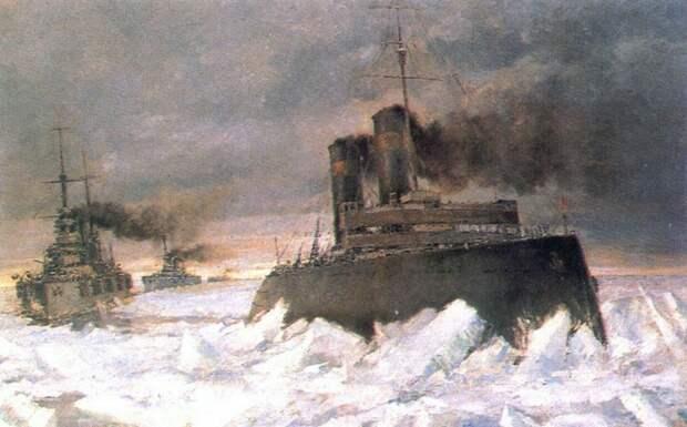 Он спас Балтийский флот. И за это большевики его расстреляли