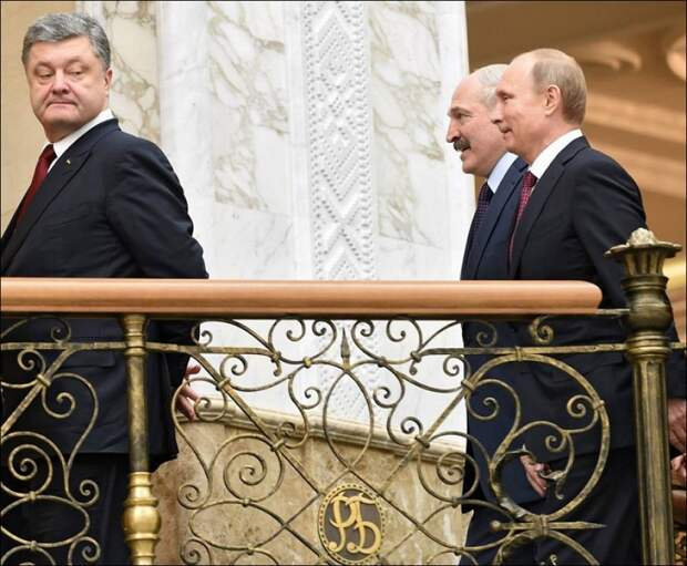 «Путин нападёт из Белоруссии»: новая паранойя Украины набирает обороты