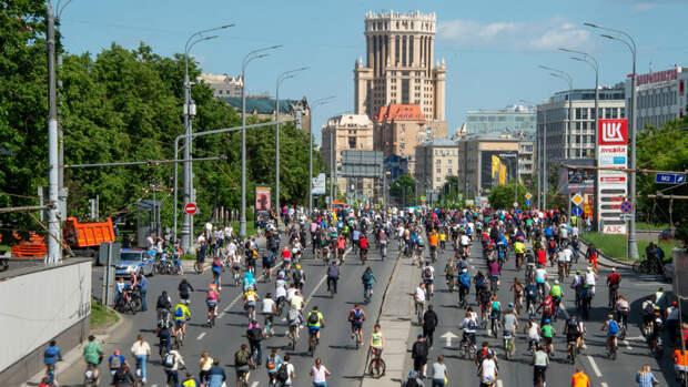 Московский велофестиваль перенесли из-за эпидемиологической ситуации