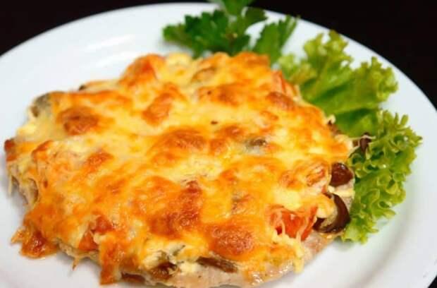 Картофель по-царски с куриным филе. Аппетитное блюдо для сытного обеда или ужина 2