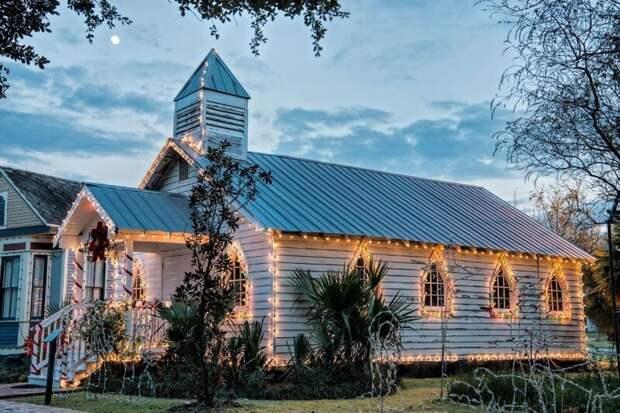 Знакомство с США: путешествие по Луизиане