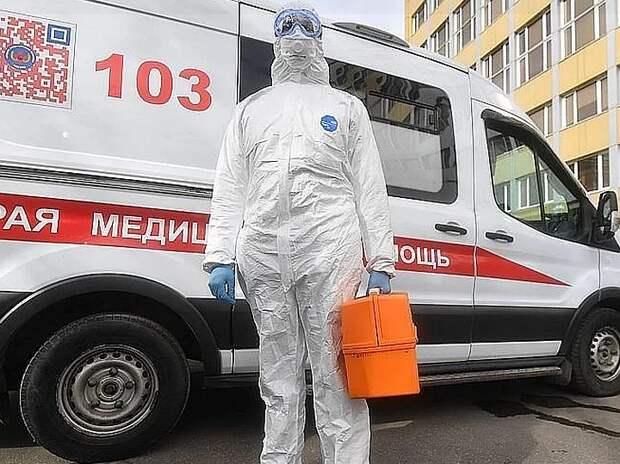 В России 15 мая 2021 года выявлено 8 790 новых случаев заражения коронавирусом