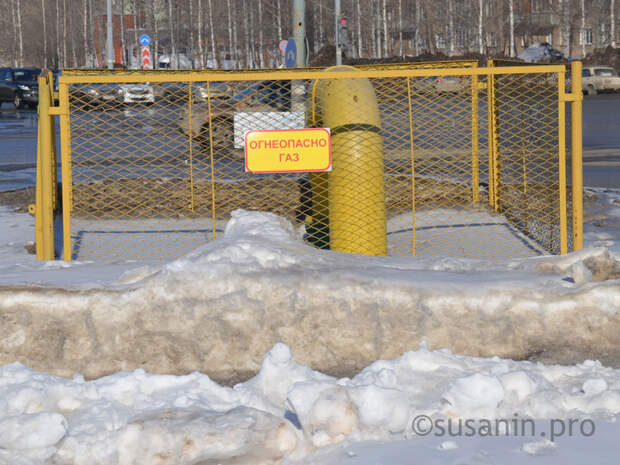 Строительство нового газопровода завершается в ижевском микрорайоне Орловский