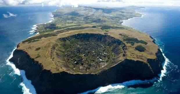 Загадка острова Пасхи