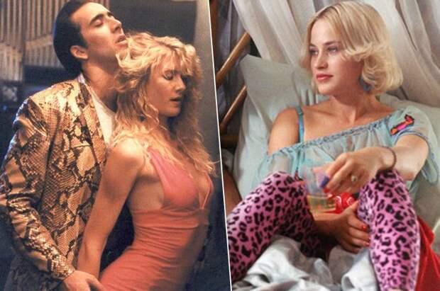 Футболка-сетка и розовый леопард: безумная мода из фильмов 90-х кино, костюмы, люди, мода, ностальгия, одежда, фильм