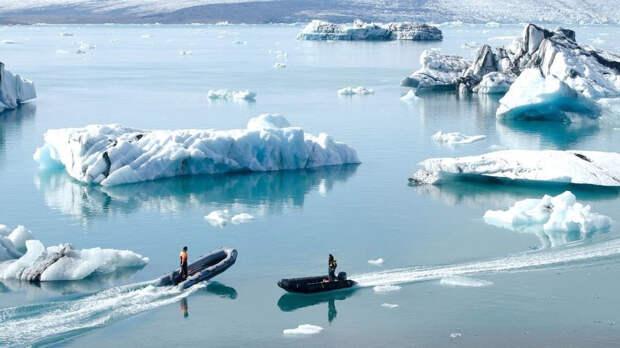 Русская Арктика как гарант