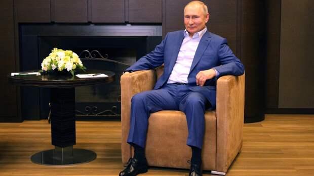 Глава «Нафтогаза» назвал встречу с Путиным самым впечатляющим событием