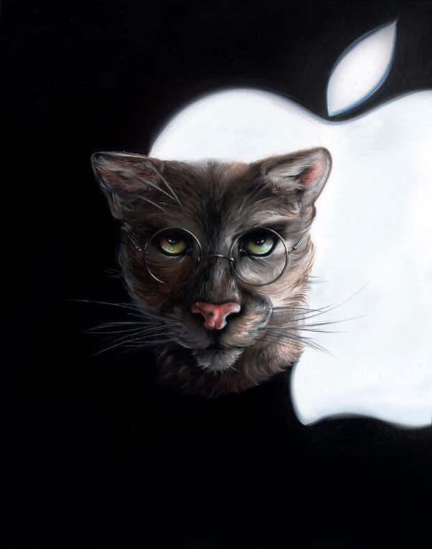 Основатель яблочной корпорации.