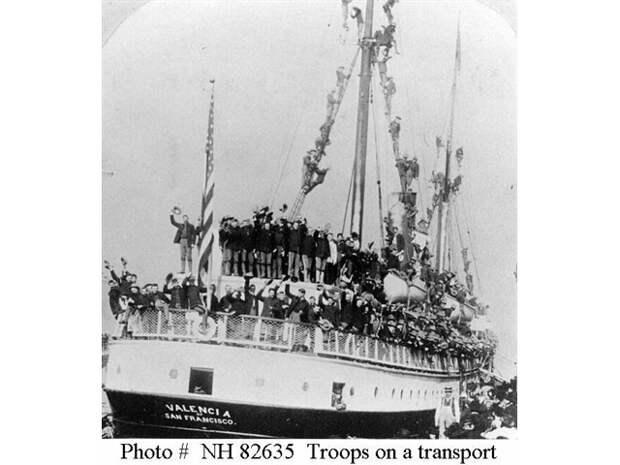 Трагическая гибель парохода «Валенсия»