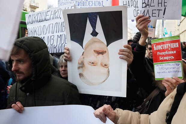 Кто выходит против Лукашенко: социальный портрет белорусского протеста