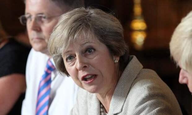 Ограничение миграции станет краеугольным камнем Brexit, - Тереза Мэй
