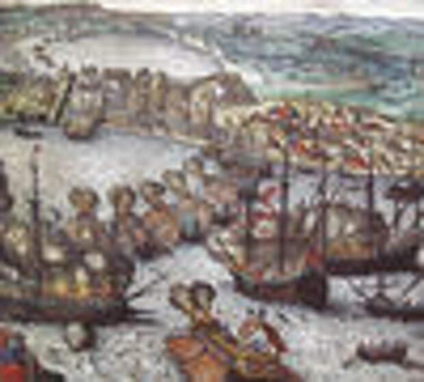 Революционные декорации для героя. Одиссея принца Руперта (2 статьи)