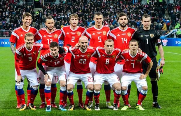 Российская сборная по футболу оказалась очень принципиальной