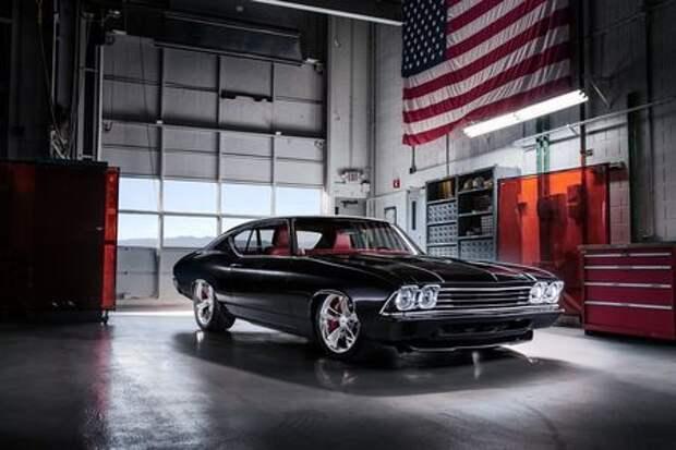 Да будет слэм: Chevrolet Chevelle Slammer лишает сна и покоя