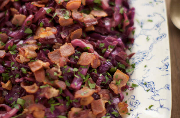 Красная капуста: овощ с почти лекарственными свойствами