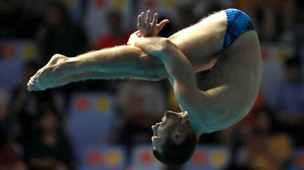 Российский прыгун Бондарь выиграл золото ЧЕ по водным видам спорта