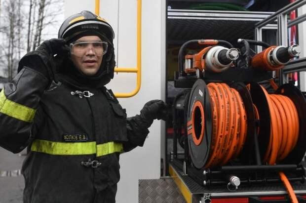 Спрос на пожарных на рынке труда России в 2021 году вырос вдвое