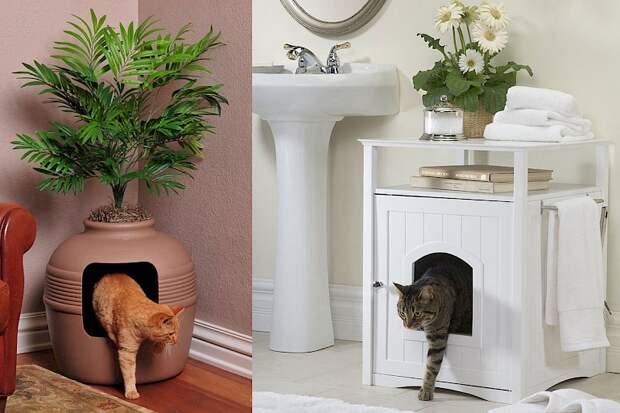 10 способов угодить любимому пушистику – делаем домик для кошки своими руками (2/2)