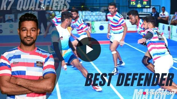 Karambir: Double thigh hold expert   Best Defender   K7 Qualifiers   Warriors Arena