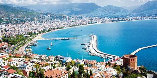 С 15 мая Турция отменяет ПЦР-тесты для туристов