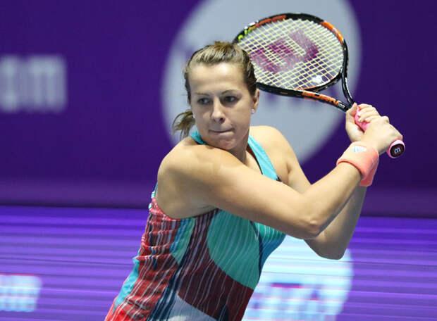 Анастасия Павлюченкова, обыграла 20-ю ракетку мира и вышла в полуфинал турнира серии Premier 1000 Mandatory, уступающей только «Большому шлему»