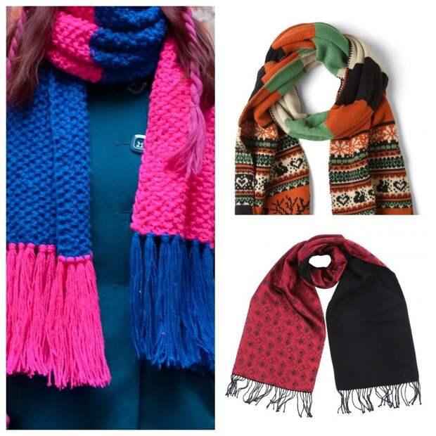 Ошибки, которые допускают женщины, когда носят шарф