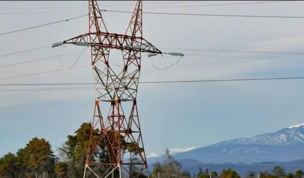 Больше половины Абхазии осталось без света из-за аварии наГЭС