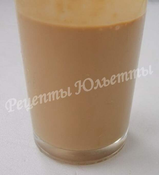 кофейный кефир