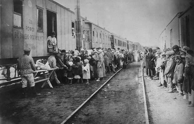 waif18 Советские беспризорники 1920 х годов