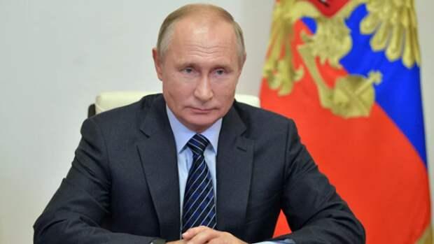 Путин поручил модернизировать инфекционную службу в регионах
