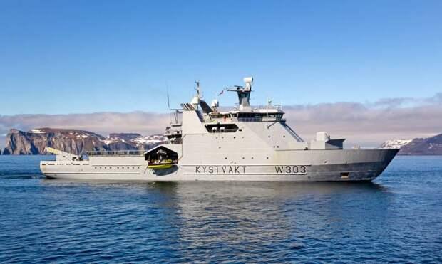 Россия не стала мешать проходу боевого корабля НАТО по Северному морскому пути