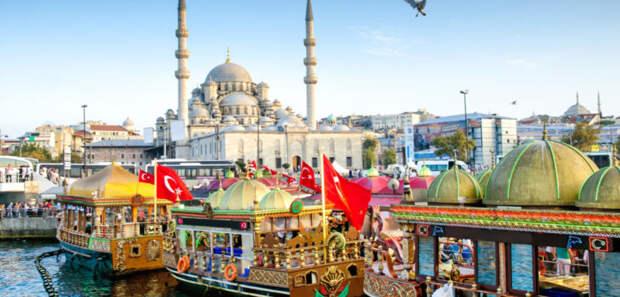 Город контрастов. Три стороны Стамбула