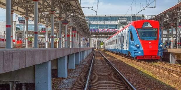 У электричек Савеловского направления изменится расписание 1 — 4 июня