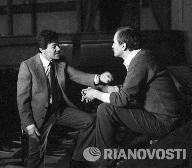 Леонид Филатов и его роли
