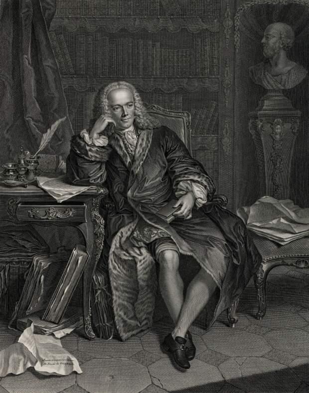 Иоганн Георг Вилле. Франсуа Кенэ. XVIII в