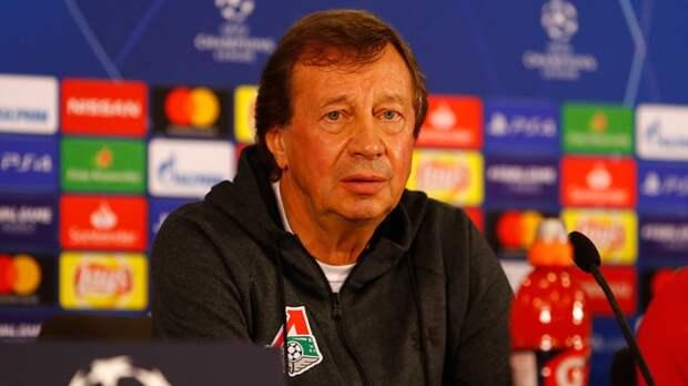 Семин заявил, что ему не нравится оборонительная тактика Николича