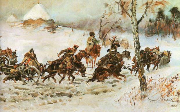 Последняя тайна Наполеона: куда император спрятал награбленные в Москве трофеи.