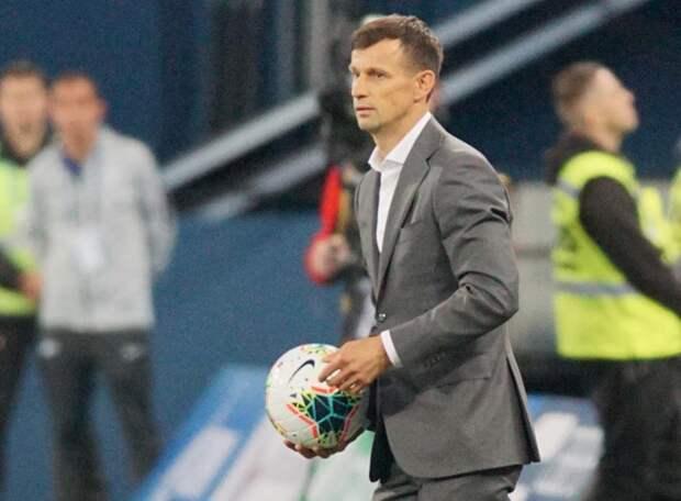 Семак пообещал «достаточно существенное» изменение состава «Зенита» - из-за лимита команда далеко не в выигрышной ситуации в Лиге чемпионов