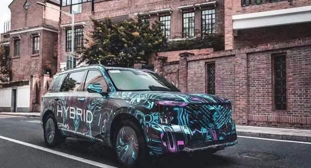 Китайский GAC позаимствует техническую начинку у Toyota и Lexus