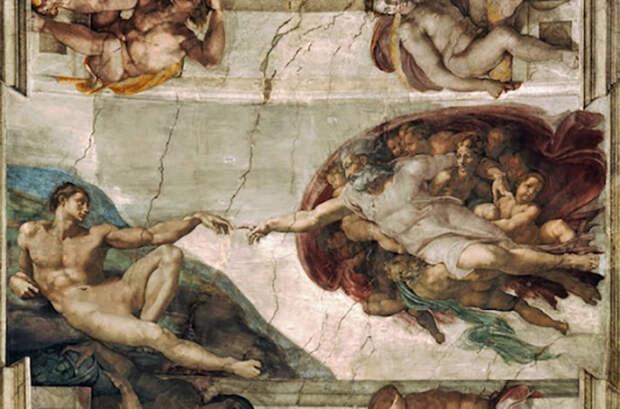 Какие шифры и секреты оставил Микеланджело в Сикстинской капелле